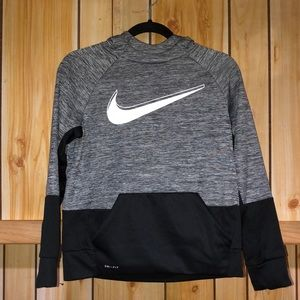 Nike hoodie with logo